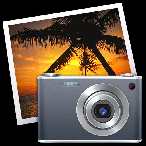 iPhoto para iPad de primera generación