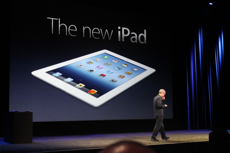 iPad ¿Por qué sin nombre?