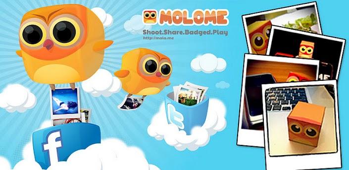 MOLOME, aplicación para Samsung