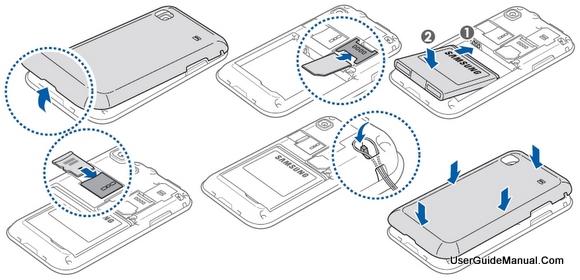 Cómo realizar un Soft reset o Hard reset en el Samsung Galaxy S GT I900?