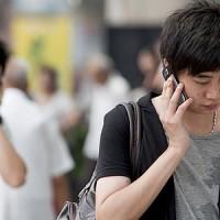 Telefonía móvil, crecimiento en China