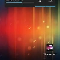 RingDimmer para Android, ajusta tu ringtone