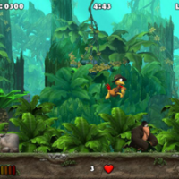 Juego Moorhuhn Jump and Run