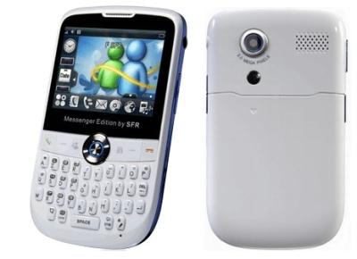 Temas para celulares ZTE x990