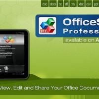 Office Suite para Android, ahora visualiza y edita tus documentos desde tu móvil