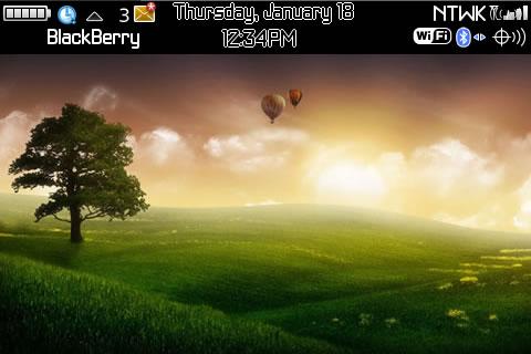 Temas para blackberry