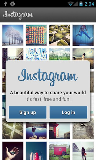 Instagram para Android 4