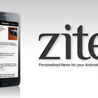 Zite para Android, disfruta leyendo tus revistas favoritas