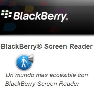 BlackBerry Screen Reader