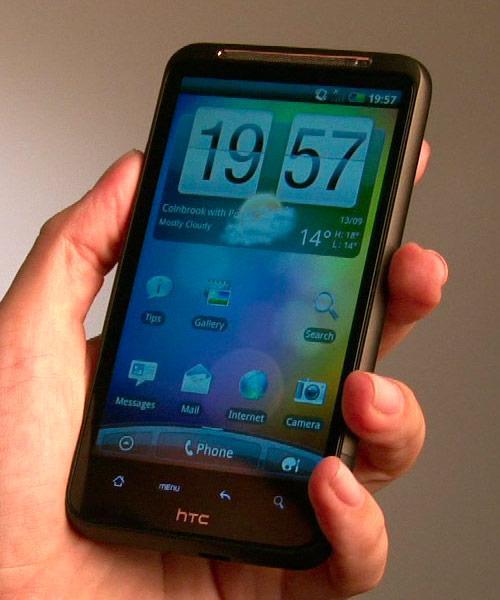 Temas para HTC Desire HD