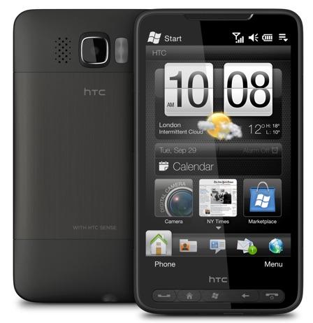 Temas para HTC HD2