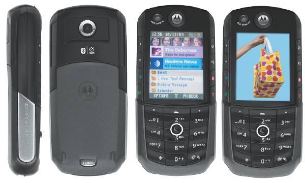 Temas para Motorola E1000