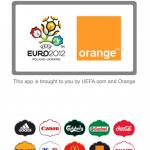 aplicacion euro 2012