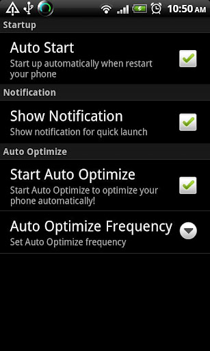Booster para Android
