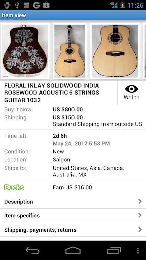 eBay para Android