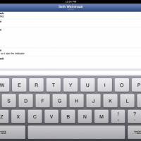 facebook-messenger-pad