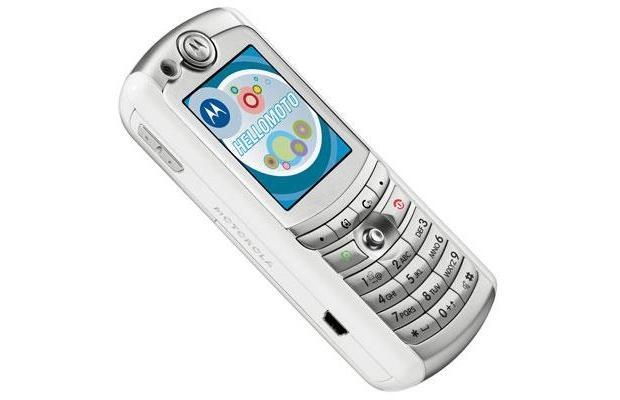 Temas para Motorola E770