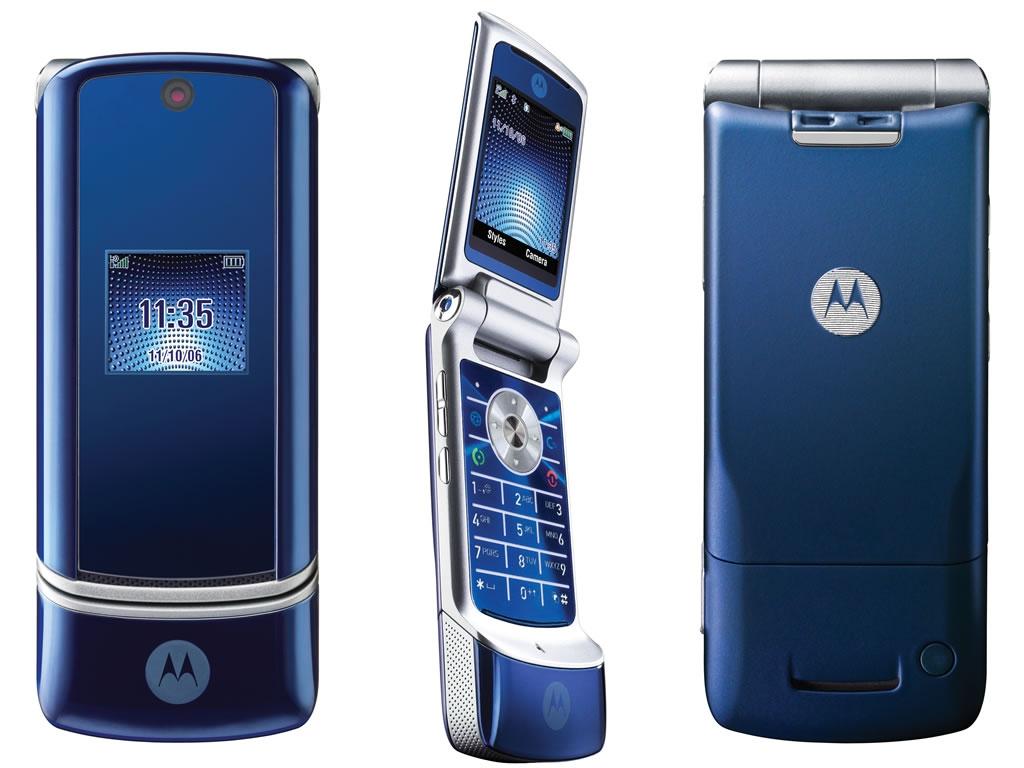 Temas gratis para Motorola KRZR K1