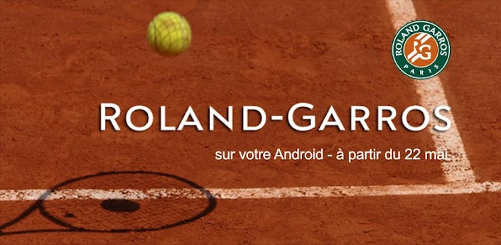 Roland-Garros 2012 disponible para Android