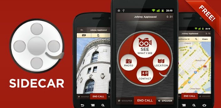 Sidecar para Android