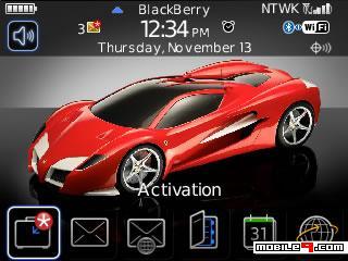 tema Auto motivo-Ferrari