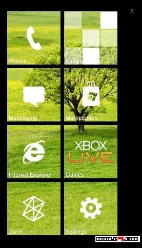 Temas para Windows Phone