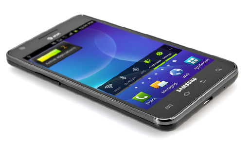 Android 4.0 con TouchWiz