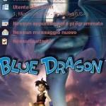 Tema juego Blue Dragon