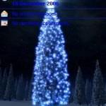 Tema Blue Christmas