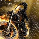 Tema Animated Ghost Rider