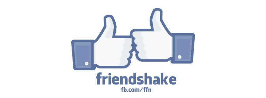 Facebook Friendshake