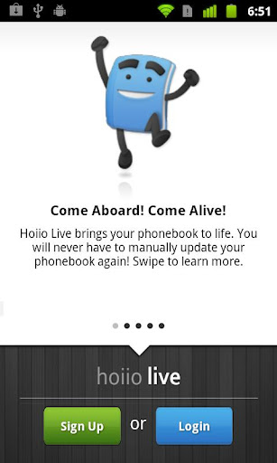 Hoiio live para Android