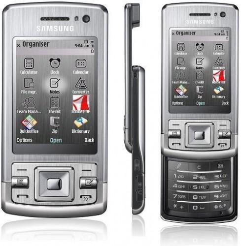 Temas Samsung L870