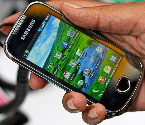 Temas para Samsung I5800 Galaxy 3