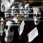 Temas para Sony Ericsson Aspen