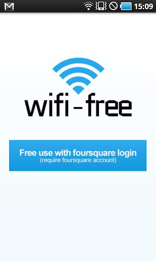 WIFI-FREE para Android