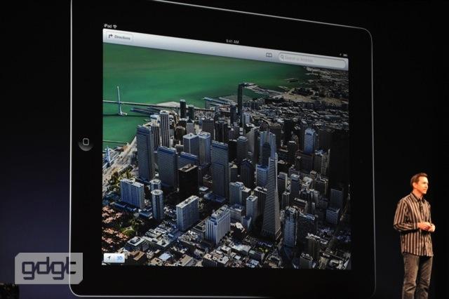 app de mapas para ios6