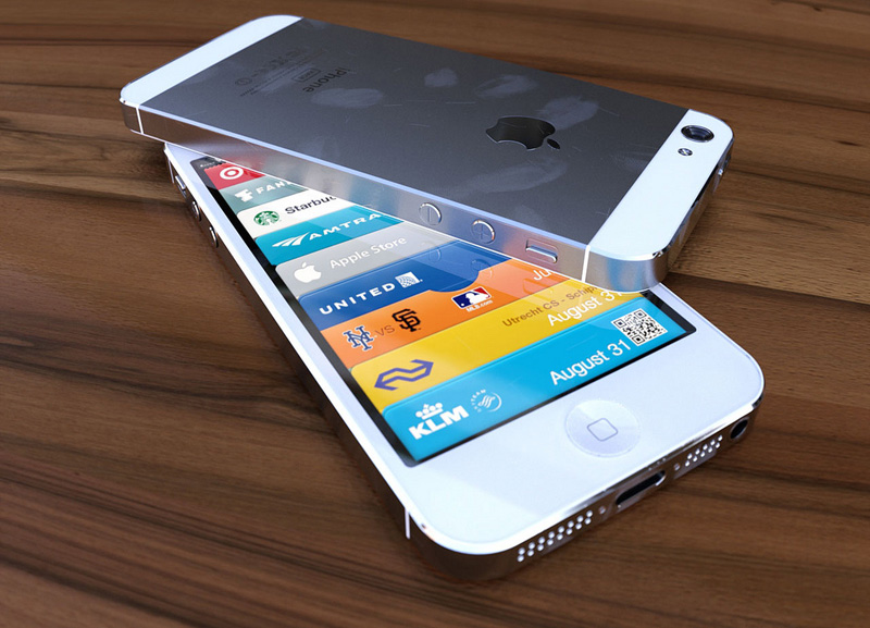 iPhone 5 color blanco