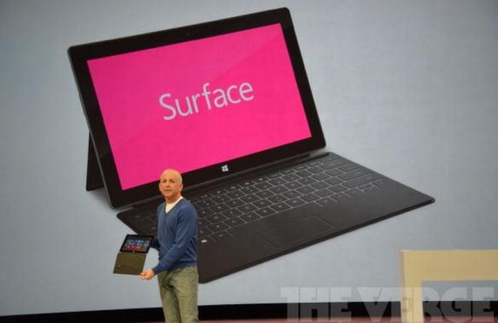 Microsoft con Windows 8