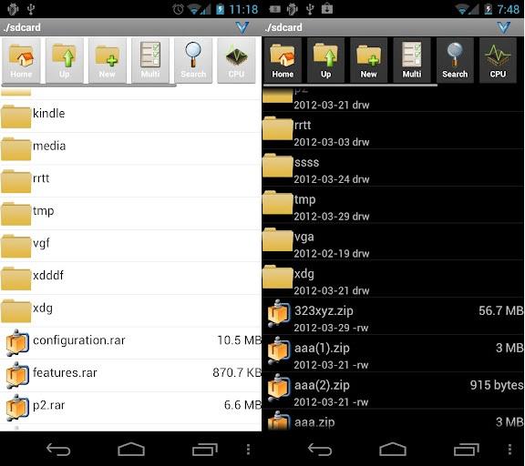 Winzip para Android