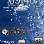 Temas para Sony Ericsson Xperia X10 mini pro