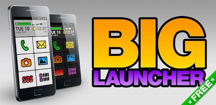 Big Launcher 2.0
