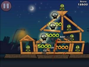 juego de zombies