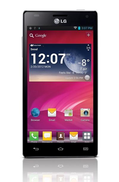 LG Optimus™ 4X HD