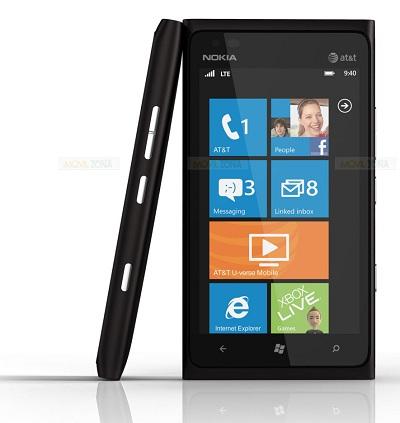 Nokia Lumia™ 900