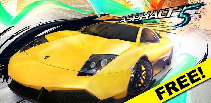 Descargar Asphalt 5 para Android