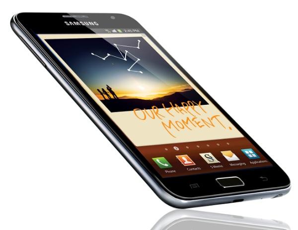Guía para novatos del Samsung Galaxy Note