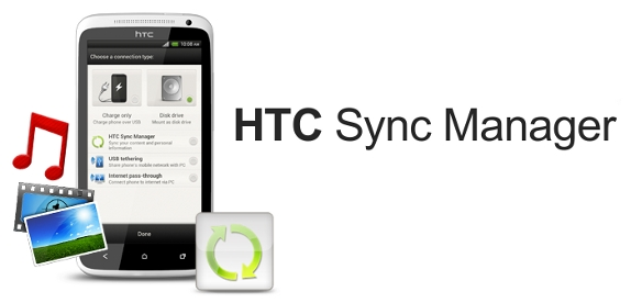 HTC Sync Manager: Sincroniza tu HTC con Windows 7