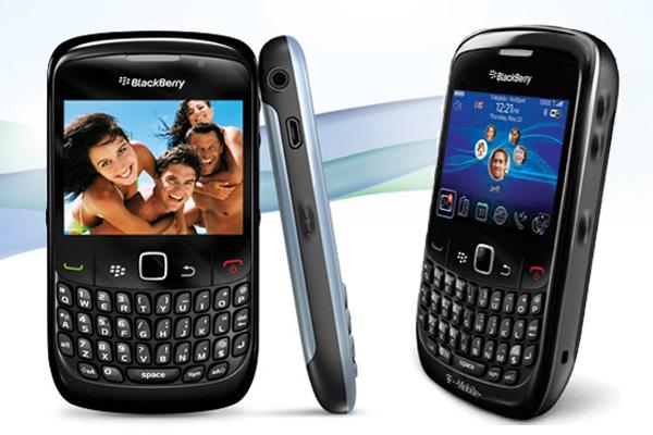 Juegos para Blackberry Curve 8520