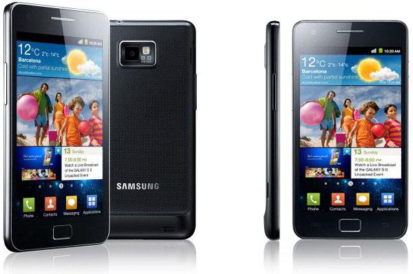 Precio de Samsung Galaxy S II